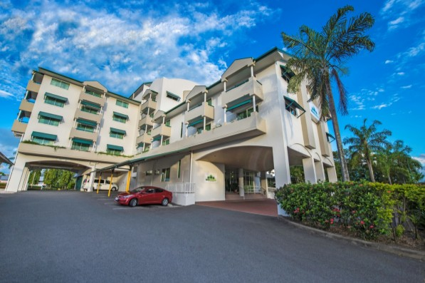Cairns Sheridan Hotel - Accommodation Yamba