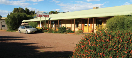 Gawler Ranges Motel - Accommodation Yamba