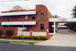 Aspley Pioneer Motel - Accommodation Yamba