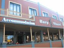 Harp Deluxe Hotel - Accommodation Yamba