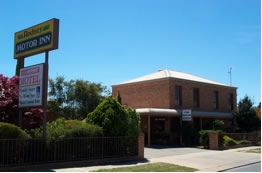 Rodney Motor Inn - Accommodation Yamba