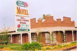 Top Of The Town Motel - Accommodation Yamba
