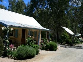 Riesling Trail Cottages - Accommodation Yamba