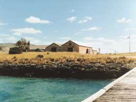Mt Dutton Bay Woolshed Hostel