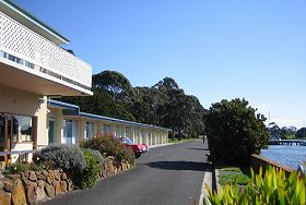 Waterfront Wynyard - The - Accommodation Yamba