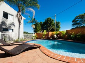 Noosa Sun Motel - Accommodation Yamba