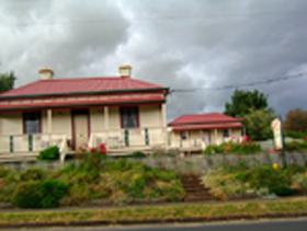 Tier View Twin Cottages - Accommodation Yamba
