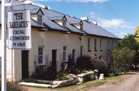 Lythgos Row of Romantic Cottages - Accommodation Yamba