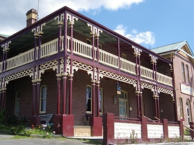 Cygnet Hotel  Guest House - Accommodation Yamba