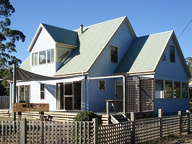 The Big Blue Retreat - Accommodation Yamba