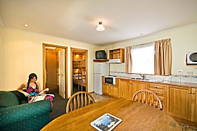 Leisureville Caravan Park - Accommodation Yamba