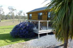Hazelcreek Cottages - Accommodation Yamba