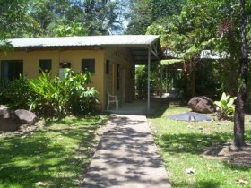 Lync-Haven Rainforest Retreat - Accommodation Yamba