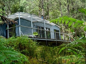 Huon Bush Retreats - Accommodation Yamba
