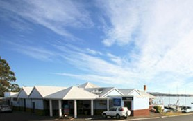Beauty Point Waterfront Hotel - Accommodation Yamba