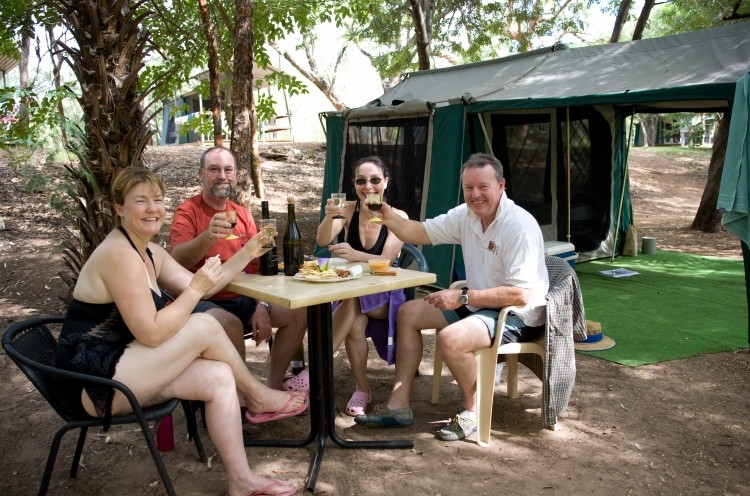 Adels Grove Camping Park - Accommodation Yamba
