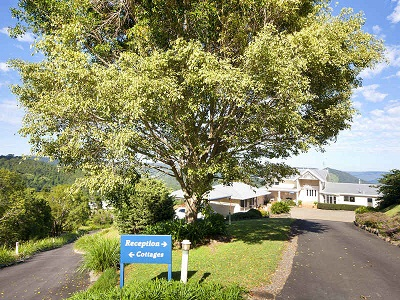 Blue Summit Cottages - Accommodation Yamba