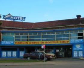 Marlin Hotel - Accommodation Yamba