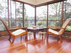 Lyola Pavilions in the Forest - Accommodation Yamba