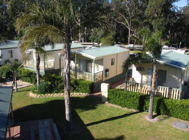 Jervis Bay Caravan Park - Accommodation Yamba