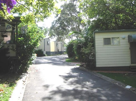 Palm Beach Caravan Park - Accommodation Yamba