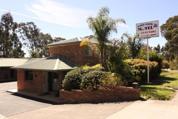 Golf View Motel - Accommodation Yamba