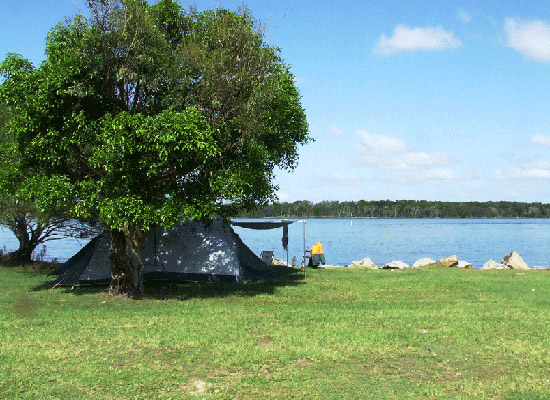 Iluka Riverside Tourist Park - Accommodation Yamba