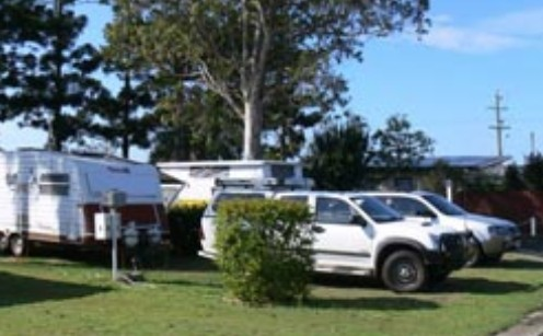 Browns Caravan Park - Accommodation Yamba
