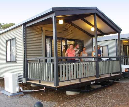 Broken Hill Tourist Park - Accommodation Yamba