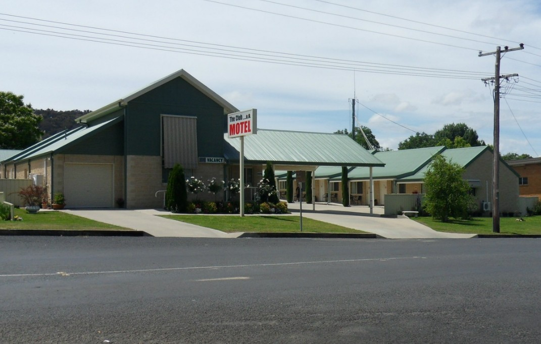 Club Motel Tumbarumba - Accommodation Yamba