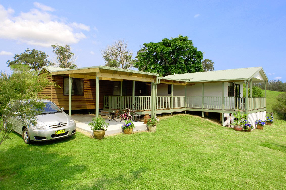 Cedar Grove Farmstay - Accommodation Yamba