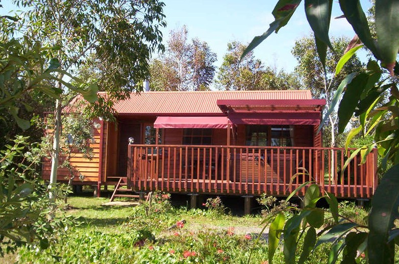 Melaleuca Retreat - Accommodation Yamba