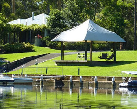 Nundoobah Retreat - Accommodation Yamba