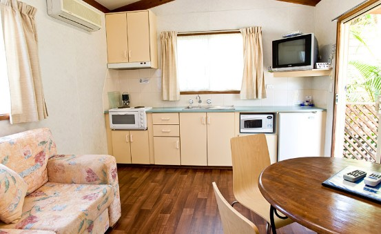 BIG4 Emerald Beach Holiday Park - Accommodation Yamba