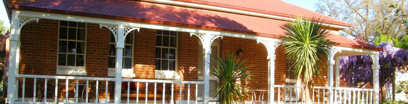 Araluen Old Courthouse Bed and Breakfast - Accommodation Yamba