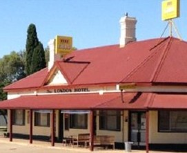 The London Hotel Motel - Accommodation Yamba