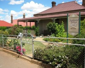 Courthouse Cottage B and B - Accommodation Yamba
