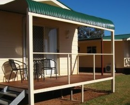 Kames Cottages - Accommodation Yamba