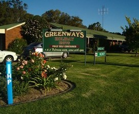 Greenways Holiday Units - Accommodation Yamba
