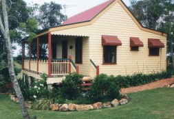 Mango Hill Cottages Bed and Breakfast - Accommodation Yamba