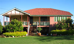 Mango Paradise Bed and Barra - Accommodation Yamba