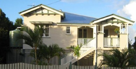 Eco Queenslander Holiday Home and BB - Accommodation Yamba