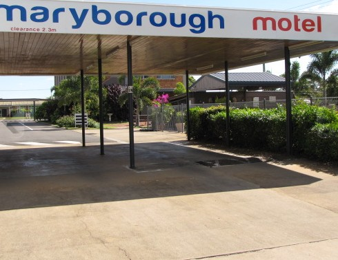 Maryborough Motel and Conference Centre - Accommodation Yamba