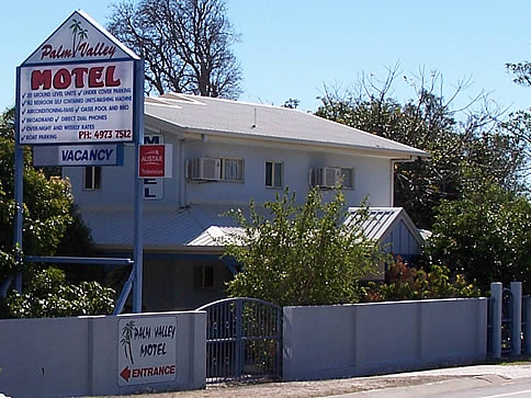 Palm Valley Motel and Self Contained Holiday Units - Accommodation Yamba