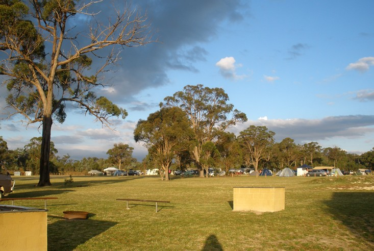 Sommerville Valley Tourist Park - Accommodation Yamba