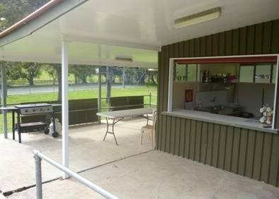Christmas Creek Recreation Centre - Accommodation Yamba