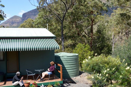 Cave Rock Cottages - Accommodation Yamba