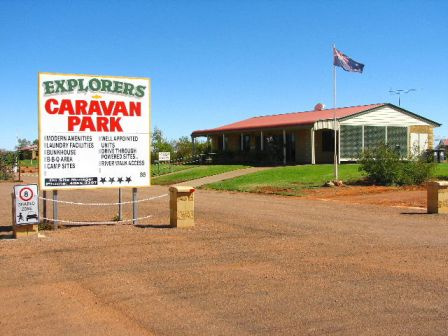 Explorers Caravan Park - Accommodation Yamba