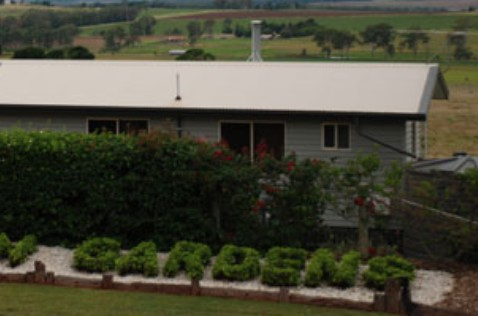 Mulanah Gardens Bed and Breakfast Cottages - Accommodation Yamba