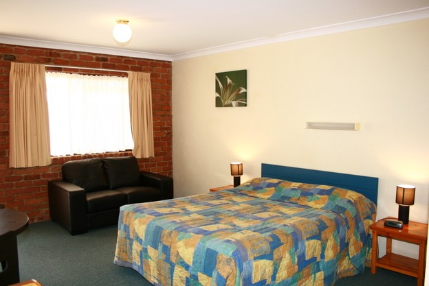 Wondai Colonial Motel and Restaurant - Accommodation Yamba